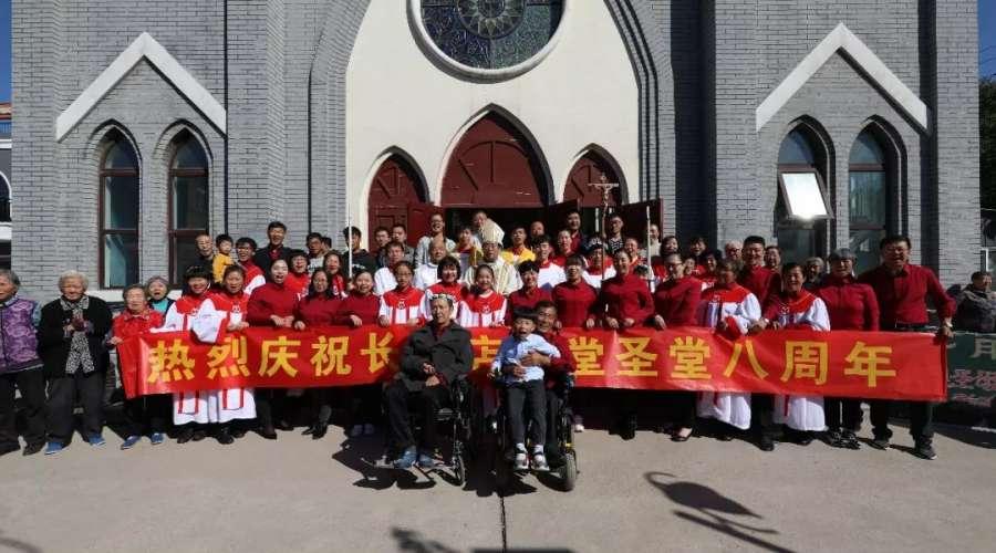 【长辛店】10月7日玫瑰圣母主保瞻礼暨圣堂八周年纪念