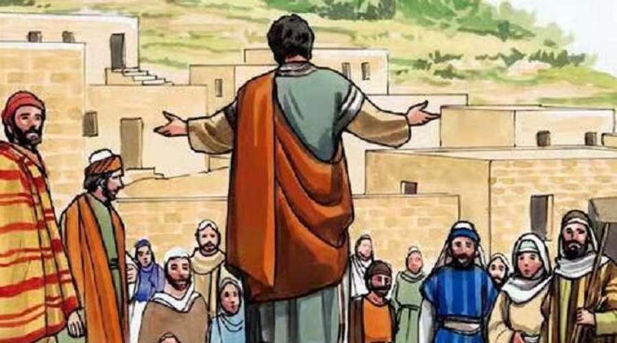 品味圣经|互惠互动传福音