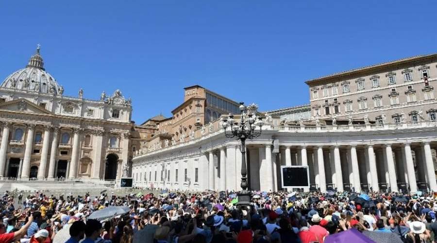 教宗圣母蒙召升天节《三钟经》:我们要选择天上的大事