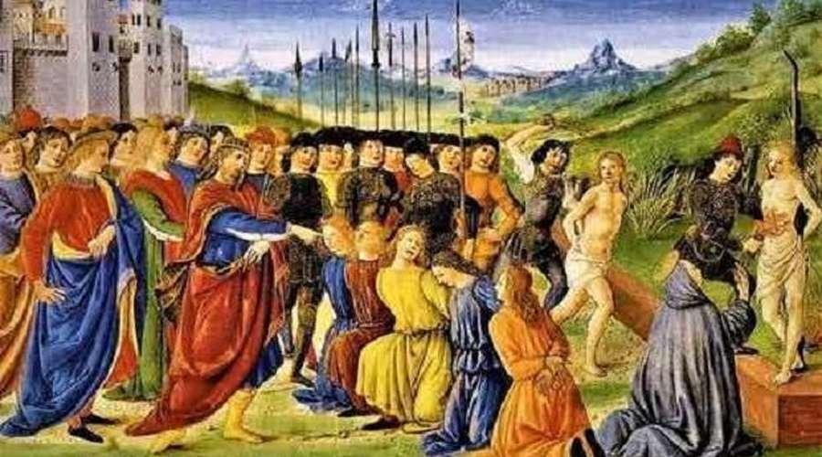 品味圣经|七兄弟(2)及圣斐理希达