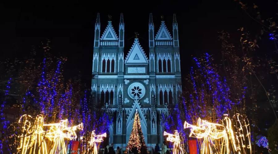 2019年北京教区各堂区圣诞节弥撒时间安排
