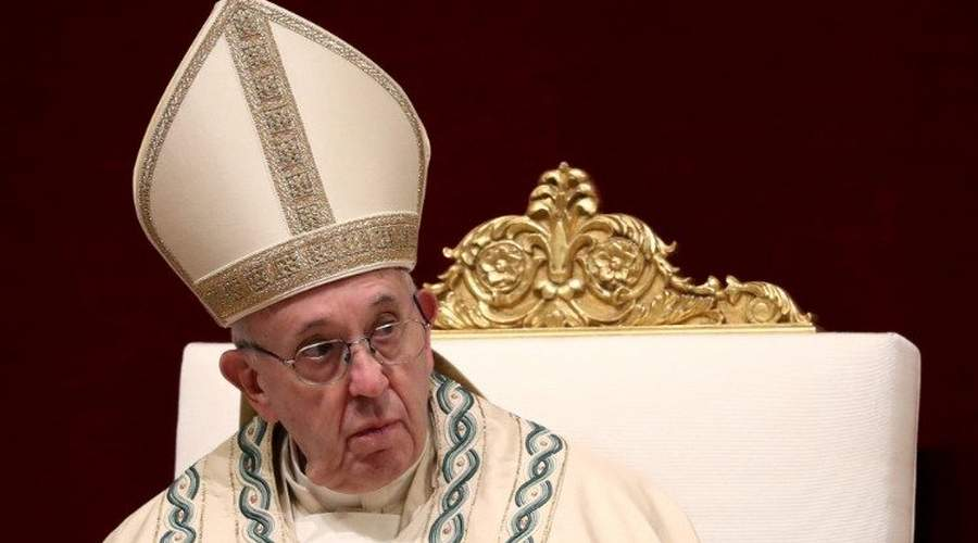 教宗年终感恩晚祷:天主透过卑微渺小者改变城市的面貌