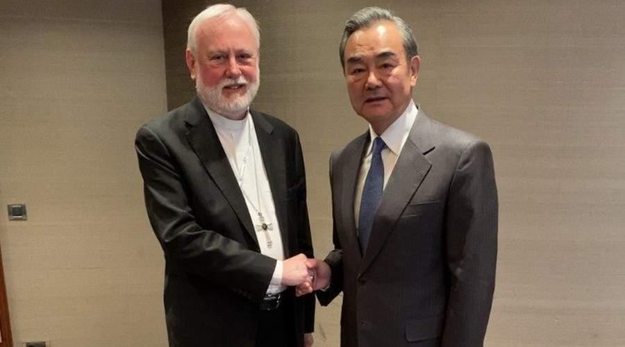圣座与中华人民共和国:继续走对话道路