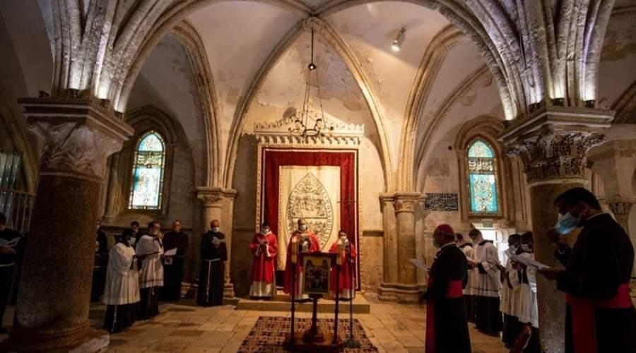 皮扎巴拉总主教:如同晚餐厅中的门徒那样,我们不该回到先前的生活