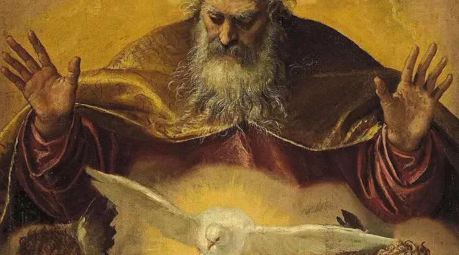 纳爵之盾|人为何可以呼喊天主为父?(上) ——天主在旧约中的父亲形象