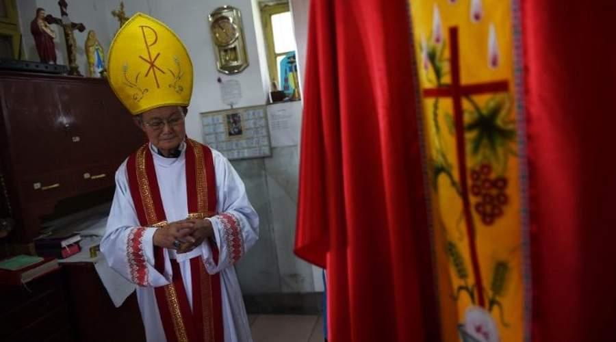 圣座与中华人民共和国 关于延长主教任命临时协议公告