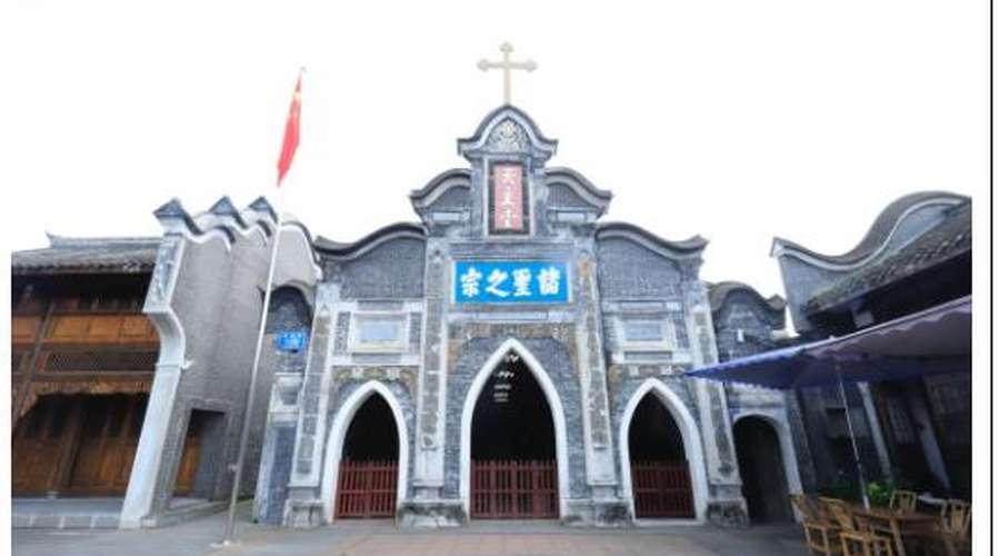 超越东西方:天主教建筑艺术本地化之路(上)